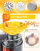 Supor automatic multi-purpose household juicer