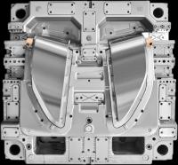 Aluto-Lamp injection mold customization
