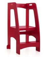 No.2234 Factory Direct Sale kitchen Step Stool Wood Kids' Furniture
