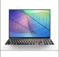 Notebook computer light and portable student 15.6-inch brand new quad-core independent display game ultra-thin super Internet portable office business ultrabook