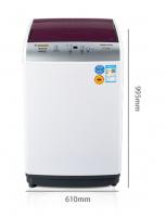 Disinfection automatic washing machine intelligent energy-saving household stainless steel MINI-AUTOMATIC laundry
