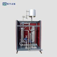 heat transfer oil heater for heating drying oven and press
