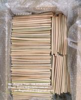Natural bamboo drinking straws high quality and eco friendly from Vietnam