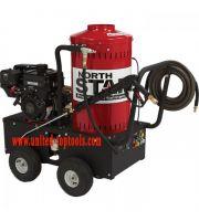 Hot Water Pressure Washer NorthStar Gas Wet Steam - 2,700 PSI, 2.5 GPM