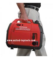 Honda EU2000 Portable Inverter Generator - 2000 Surge Watts, 1600 Rated Watts, CARB-Compliant