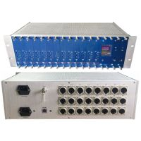 2~24 Channels AES/EBU Optical Transmission Platform