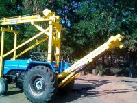 Pole Erection Machine(Only Mounting)
