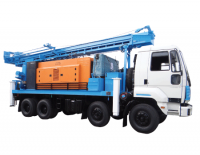 Ashok leyland Truck Mounted Water Well Drilling Rig
