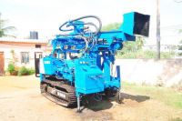 Compact Blast Hole Drilling Rig
