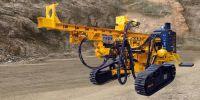 Crawler Mounted Soil Investigation Drilling Rig