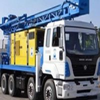 Multi Purpose Water Well Drilling Rig