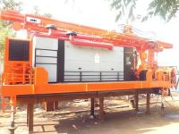 Skid Mounted Water Well Drilling Rig PDTHR-300(SKID)