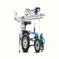 Tractor Mounted Blast Hole Drilling Rig