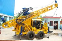 Trolley Mounted Mineral Exploration Drilling Rig (PCDR-100)