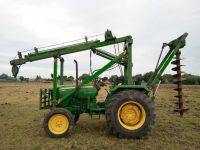 TRACTOR MOUNTED AUGER DRILLING RIG(ONLY MOUNTING)