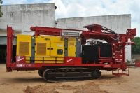 PDTHR-200 Crawler Mounted Water Well Cum Drilling Rig
