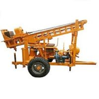Trolley Mounted Drilling Rig (PDTHR-100)
