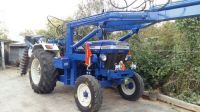 Tractor Mounted Post Holes Drilling Rig(Only Mounting)
