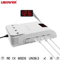 Car power inverter 12V DC to 220V/110v AC converter adapter with cigarette lighter and double USB ports 5V charger