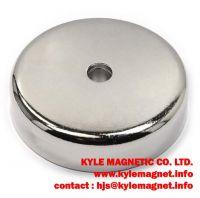 Pot Magnet NdFeB