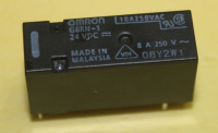 Inquiry about Omron Relay Requirement G6RN-1 DC24