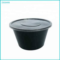manufacture customized disposable plastic food package container box