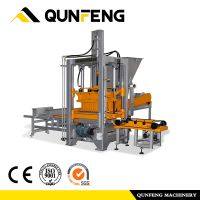 QF400 Automatic Block Making Machine