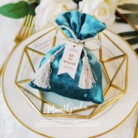 Large size Wedding Favor Boxes-Floral Design Party Wedding Candy Box  Triangle candy Wedding &Gift candy box