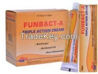 Funbact-A Triple Action Cream