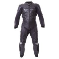 Qualifier GP  leather motorcycle suit.