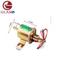Steady Quality Low Pressure 12V Electric Gas Fuel Pump HEP-02A