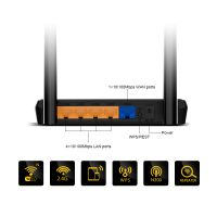 802.11N 300Mbps Omni Antenna Wireless  Router
