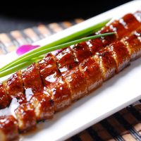 Frozen Boiled Eel Conger eel unagi fillet eel fish kabayaki sushi with HighQuality