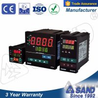 RS485 4-20ma Digital Pressure & Temperature Indicator