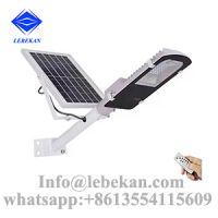 Energy saving 100w 150w 200w 300w remote control solar power led street light