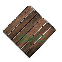 Interlocking Acacia Deck Tile/ Vietnam Wood Deck Tile