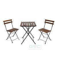 Vietnam Garden Coffee Table with Chairs/French Style Balcony Bistro Set