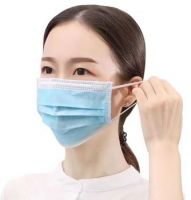 3 Ply FDA Certified Disposable Face Mask