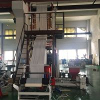 High Quality Rotary Die Head Plastic Film Blowing Machine