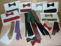 Leather Neck Ties & Bows