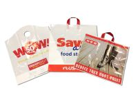Domestically manufactured resuable grocery bags