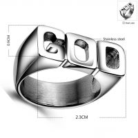 Stainless Steel Rings for Men