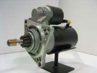 Starter motor auto spare parts starter assembly 12v 1.4 kw starter russia market LRS00714