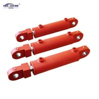 China Factory Custom Engineering Hydraulic Cylinder