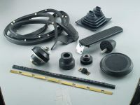 Custom Rubber / Sponge bond to metal Parts
