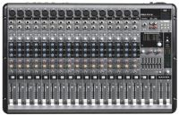 Multi-Function Mixer, Analog, 6/8/12/16 Mono, for small-medium concert, conference, studio and show
