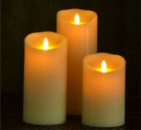 Moving Flame Artificial Home Decoration Led Candle Light