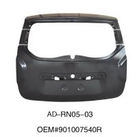 Aftermarket Tail Gate Replace for Dacia Duster Auto Body Parts