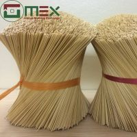 Vietnam high quality round bamboo sticks