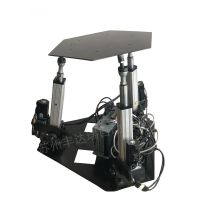 3 DOF Motion Base Simulation Platform, Flight Simulator, Car Racing Simulator